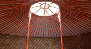 holotropní dýchání jurta